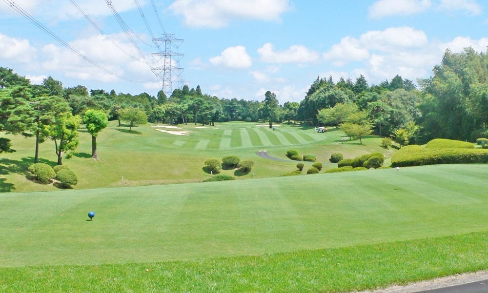 立野クラシック・ゴルフ倶楽部INコース18番ホール