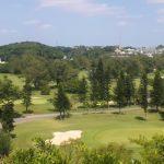 琉球ゴルフ俱楽部の風景