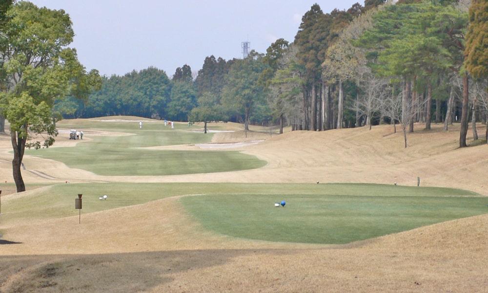 立野クラシック・ゴルフ倶楽部インコース11番ホール