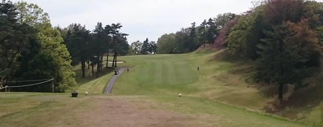 東京国際ゴルフ俱楽部 インコース10番ホール
