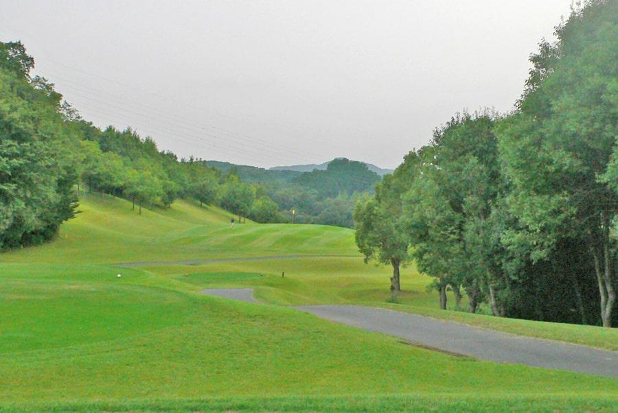 新武蔵丘ゴルフコース INコース13番ホール