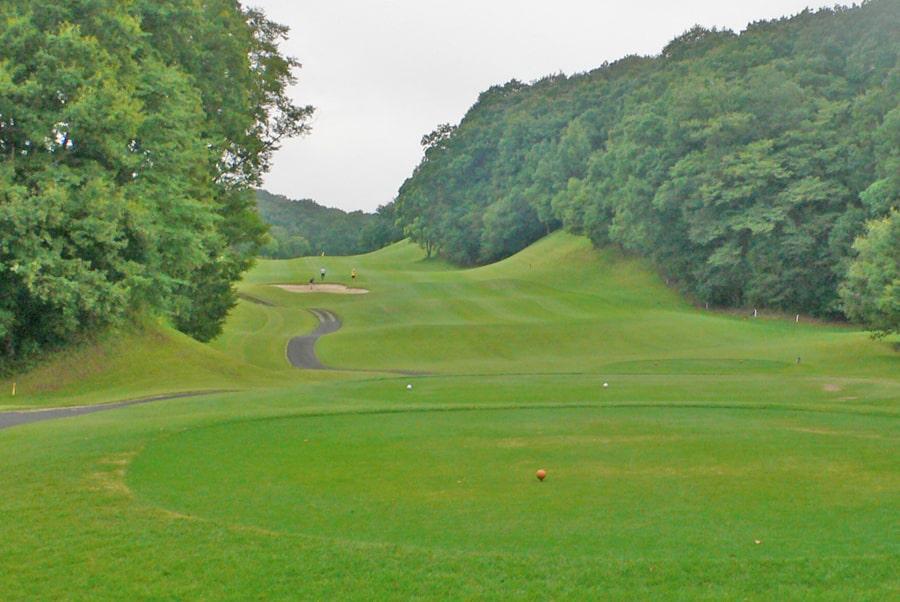 新武蔵丘ゴルフコース INコース16番ホール
