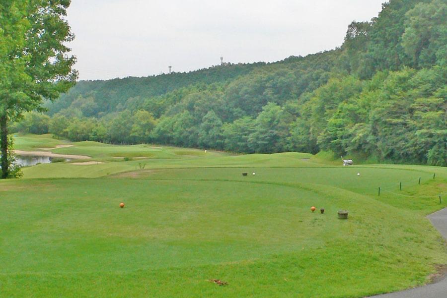 新武蔵丘ゴルフコース OUTコース3番ホール