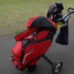昭和の森ゴルフコース 手引きカート