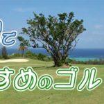 沖縄でおすすめのゴルフ場をご紹介します