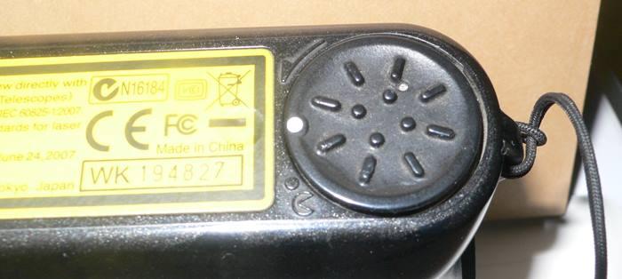 不具合が起きやすい電池カバーの画像