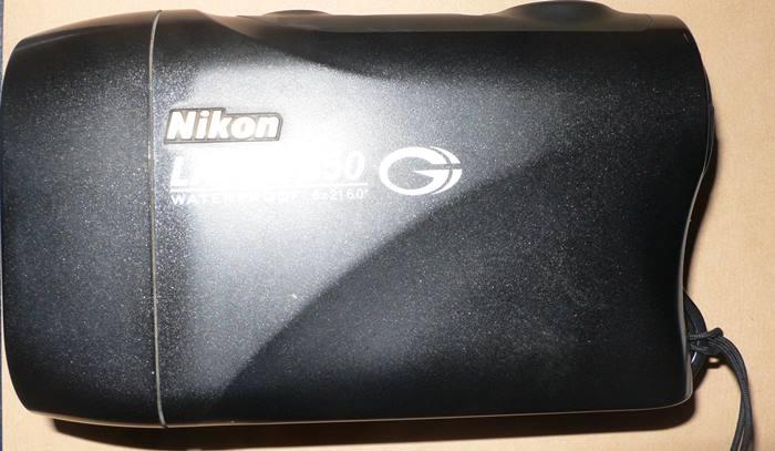 ニコン レーザー距離計 350Gの外観