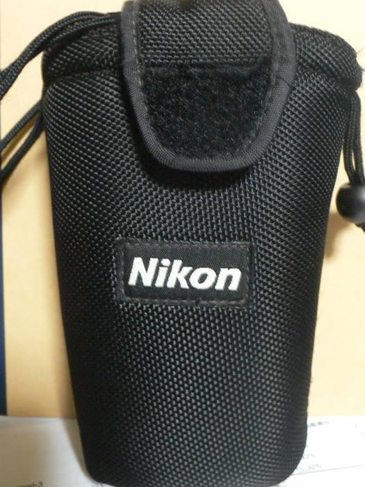 ニコン ゴルフレーザー距離計のソフトケース
