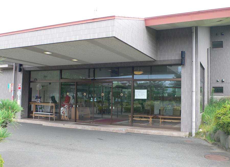 茅ヶ崎ゴルフ倶楽部のクラブハウス