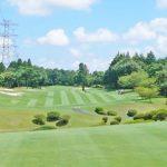 立野クラシック・ゴルフ倶楽部インコース18番の写真