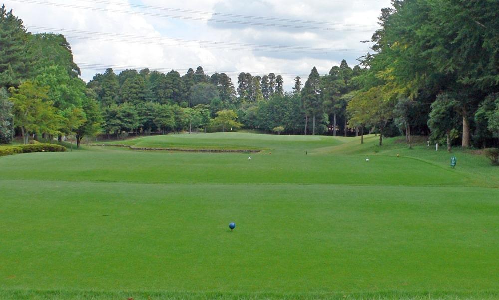 立野クラシック・ゴルフ倶楽部インコース1番ホール