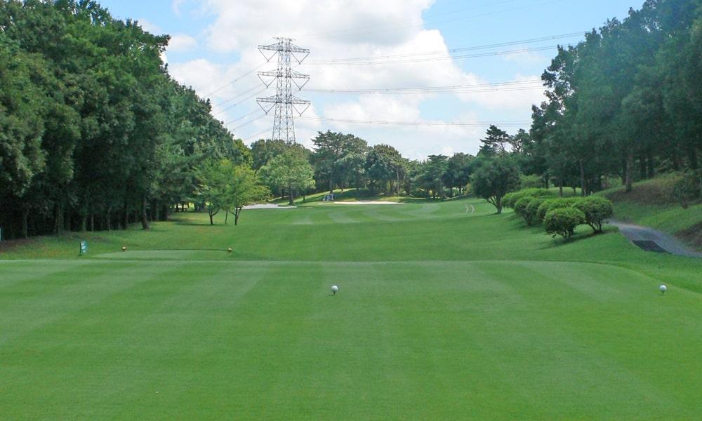 立野クラシック・ゴルフ倶楽部インコース17番ホール