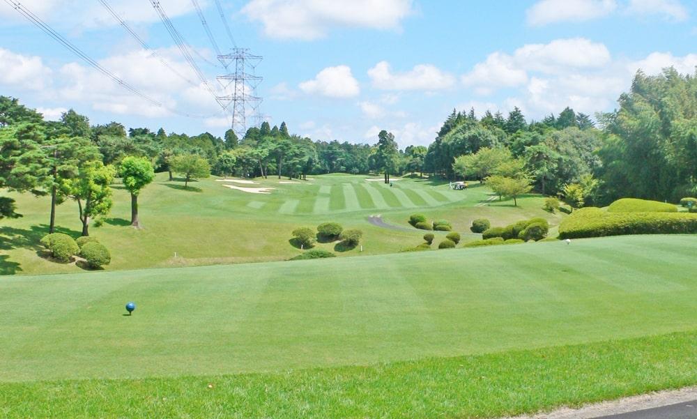 立野クラシック・ゴルフ倶楽部インコース18番ホール