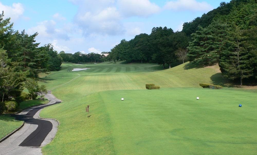 立野クラシック・ゴルフ倶楽部アウトコース3番ホール