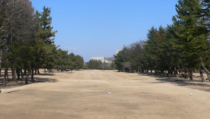 浦和ゴルフ倶楽部INコース12番ホール