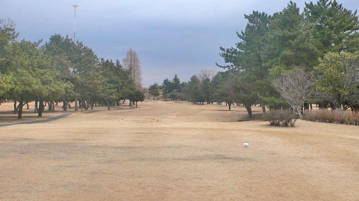 浦和ゴルフ倶楽部OUTコース9番ホール