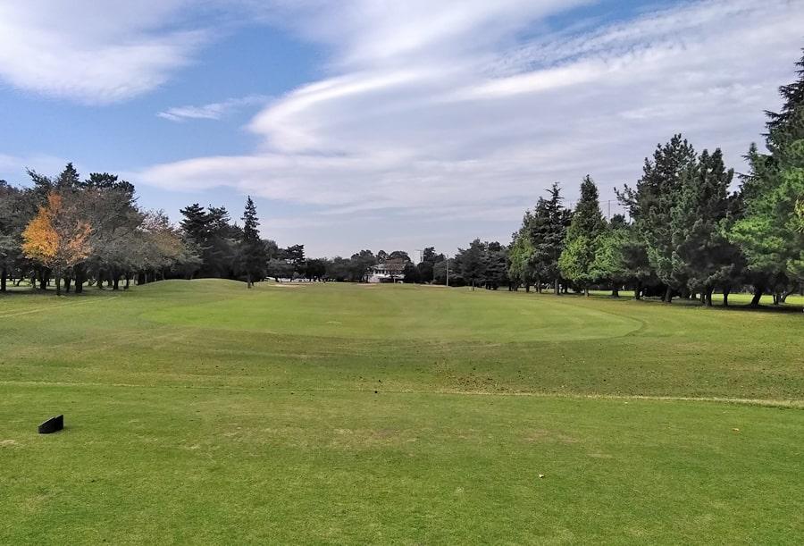 昭和の森ゴルフコース OUT7番ホール