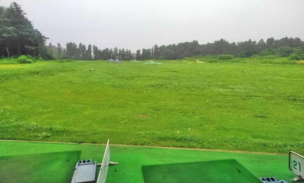 立野クラシック・ゴルフ倶楽部の近隣にある39ゴルフ練習場