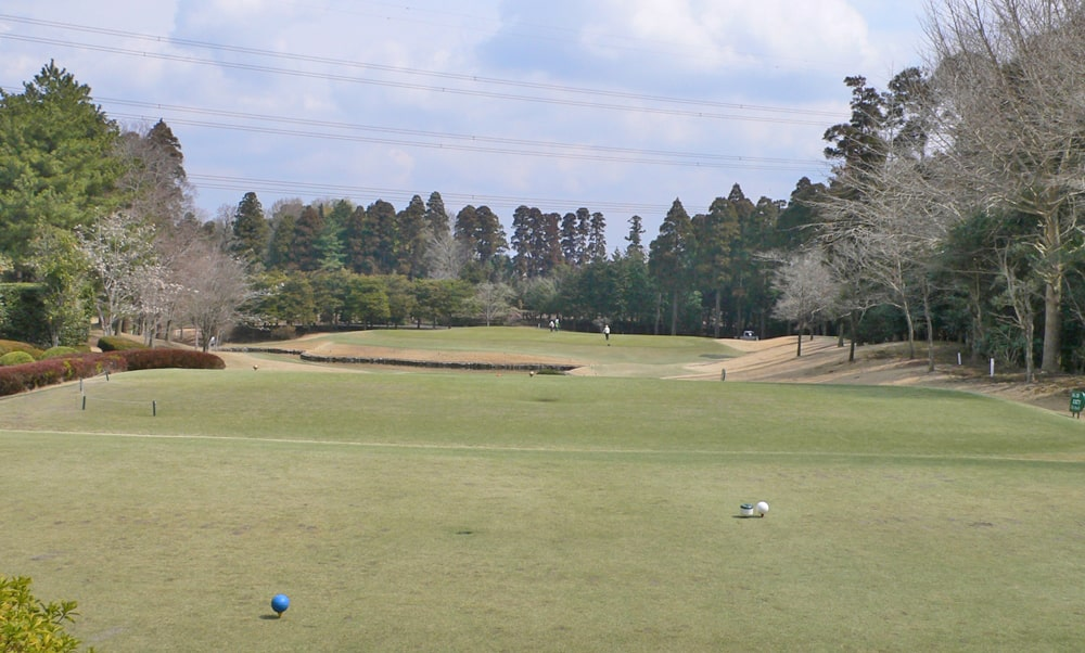 立野クラシック・ゴルフ倶楽部 INコース10番ホール