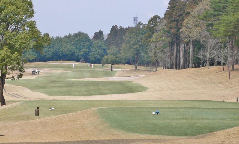 立野クラシック・ゴルフ倶楽部 INコース11番ホール